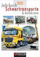 Podszun Verlag Jahrbuch Schwertransporte 2020