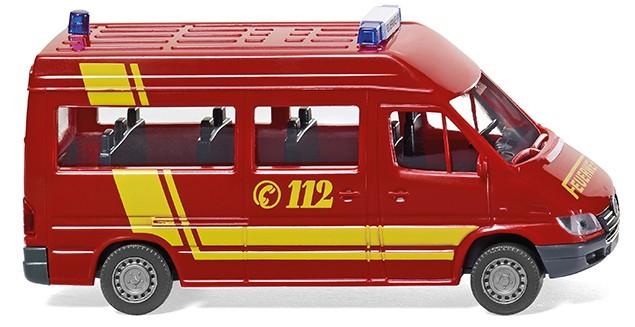 Wiking MB Sprinter 99 Bus Feuerwehr