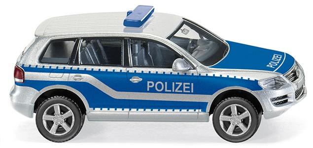 Wiking VW Touareg GP Polizei
