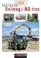 Podszun-Verlag Jahrbuch Unimog & MB-trac 2020