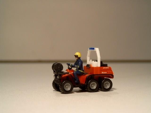 Wiking Rosenbauer ATV