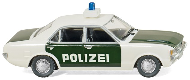 Wiking Ford Granada Polizei