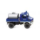 """Wiking MB Unimog U 1300 """" THW mit Wassertank """", NH 02/21"""