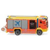 Wiking MAN TGM E6 TLF Feuerwehr Flughafen Hamburg, NH April 21,(Vorbestellung / Modell noch nicht lieferbar !!!)