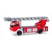 """Herpa Mercedes-Benz SK 88 Drehleiter """"Feuerwehr"""", NH 2018,"""