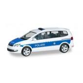 Herpa VW Sharan Bundespolizei, NH 01-02/19,(Vorbestellung / Modell noch nicht lieferbar !!)