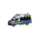 """Herpa MB Sprinter Bus Hochdach """"Polizei NRW"""", NH 03-04/19,(Vorbestellung/Modell noch nicht lieferbar !!)"""