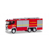 """Herpa Scania CG 17 Empl ULF """"Feuerwehr"""" (geänderter Aufbau), NH 05-06/19,(Vorbestellung / Modell noch nicht lieferbar !!!)"""