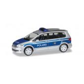 """Herpa VW Touran """"Polizei Berlin"""", NH 05-06/19,(Vorbestellung / Modell noch nicht lieferbar !!!)"""