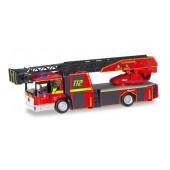 """Herpa MB Econic Drehleiter """"Feuerwehr Bocholt / Rhede"""", NH 03-04/19,(Vorbestellung/Modell noch nicht lieferbar !!!)"""