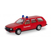 "Herpa Opel Rekord E Caravan ""Feuerwehr Einsatzleitung"""