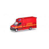 """Herpa MB Sprinter 18 """"RTW Feuerwehr"""", NH 01-02/20"""