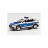 """Herpa Audi Q5 """" Wasserschutzpolizei Mainz """", NH 11-12/20,"""