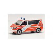 """Herpa VW T6 Bus """" Feuerwehr Frankfurt FRAPORT """", NH 11-12/20"""