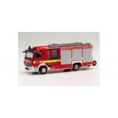 """Herpa MB Atego 13 Z-Cab """" HLF Feuerwehr Wietmarschen / OFW Lohne """", NH 11-12/20"""