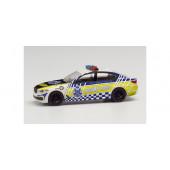 """Herpa BMW 5er """" Victoria Police Highway Patrol (AUS) """", NH 11-12/20"""