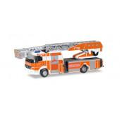 """Herpa MB Atego 10 DLK L32 """"Feuerwehr Kassel """", NH 05-06/21,(Vorbestellung / Modell noch nicht lieferbar !!!)"""