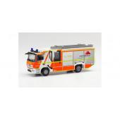 """Herpa MB Atego 13 Z-Cab HLF """"Feuerwehr Göppingen """", NH 05-06/21,(Vorbestellung / Modell noch nicht lieferbar !!!)"""