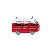 """Wiking VW LT 28 Hochdach """"ELW Feuerwehr"""", NH Oktober 19,(Vorbestellung / Modell noch nicht lieferbar !!!)"""