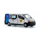 Rietze Renault Traffich THW Moers, -Einzelstück-