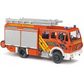 Busch MB MK 94 HLF Feuerwehr Metzingen, NH Herbst 21,(Vorbestellung / Modell noch nicht lieferbar )!!!!