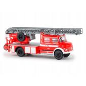 "Brekina MB L1519 DL 30 "" Feuerwehr Hannover "", NH 03-04/20"