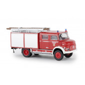 "Brekina MB LAF 1113 TLF 16 "" Feuerwehr Bremen "", NH 03-04/20"
