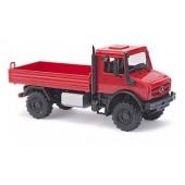 Busch Unimog U 5023 Pritsche in rot
