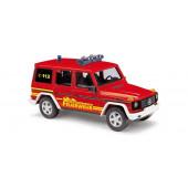 """Busch Mercedes-Benz G-Klasse """"Feuerwehr Geislingen"""""""