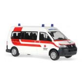 Rietze VW T5 LR Österreichisches Rotes Kreuz (Restmenge)