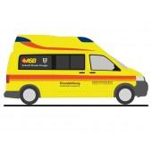 Rietze VW T5 KTW ASB Bautzen, NH 09-10/18