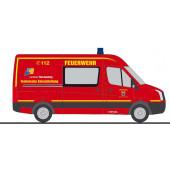 """Rietze VW Crafter`11 """" Katastrophenschutz Trier-Saarburg """", NH 01-02/21"""
