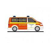 Rietze VW T5 `10 NEF Rettungsdienst Höxter, NH 01-02/19