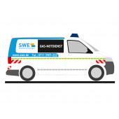 Rietze VW T5 `10 Stadtwerke Esslingen, NH 03-04/19,(Vorbestellung / Modell noch nicht lieferbar !!!)