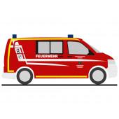 Rietze Einsatz-Serie VW T5 Feuerwehr Dierdorf, NH 05-06/19