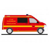 Rietze VW T5 LR MD ELW Feuerwehr Lübeck, NH 05-06/19