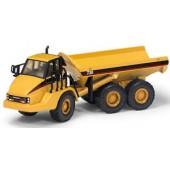 Norscot Cat 730 Knickgelenkter Muldenkipper (Articulated Truck)  1:87 -Einzelstück-