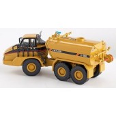 Norscot Cat 730 Wassertankwagen (Articulated Truck with Klein Water Tank) 1:87