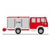 Rietze IVECO AluFire HLF 20 Feuerwehr Murrhardt,NH 11-12/18,