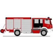 """Rietze MB Atego Varus """" Feuerwehr Eppingen """", NH Herbst 2020,"""