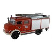 Brekina MB LAF 1113 TLF 16/25 Feuerwehr Dortmund ( Sondermodell Intermodellbau 2020)