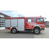 Rietze MB Atego 10 Schlingmann LF 10 Feuerwehr Bremen Mahndorf,(Vorbestellung / Modell noch nicht lieferbar !!)
