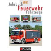 Podszun Verlag Jahrbuch Feuerwehrfahrzeuge 2021