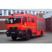 Rietze MAN LE 2000 HLF Feuerwehr Hamburg Osdorf